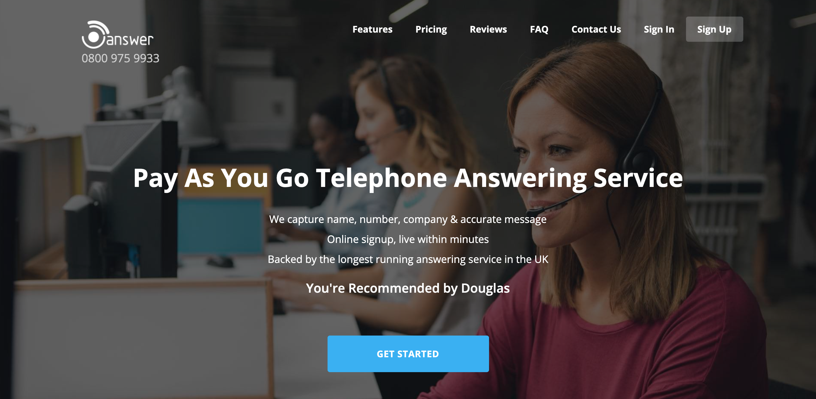 Answer.co.uk Review 2020