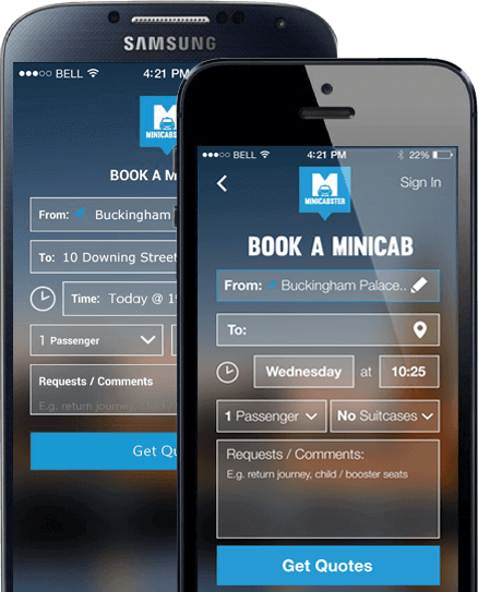 minicabsterapp